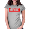 MENINIST Hashtag Womens Fitted T-Shirt