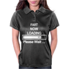 Mens Fart Now Loading Funny. Womens Polo