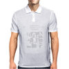 Mens Fashion T-Shirt - Nirvana - Men Don't Protect You Anymore Mens Polo