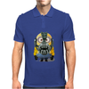 Mens Funny T-Shirt, Bane Minion, Ideal Gift or Birthday Present. Mens Polo