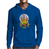 Mens Funny T-Shirt, Buzz Lightyear Minion, Ideal Gift or Birthday Present. Mens Hoodie