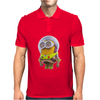Mens Funny T-Shirt, Buzz Lightyear Minion, Ideal Gift or Birthday Present. Mens Polo