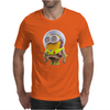 Mens Funny T-Shirt, Buzz Lightyear Minion, Ideal Gift or Birthday Present. Mens T-Shirt