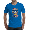Mens Funny T-Shirt, Captain America Minion, Ideal Gift or Birthday Present. Mens T-Shirt