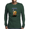 Mens Funny T-Shirt, He-Minion, Ideal Gift or Birthday Present. Mens Long Sleeve T-Shirt