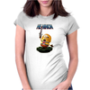 Mens Funny T-Shirt, He-Minion, Ideal Gift or Birthday Present. Womens Fitted T-Shirt