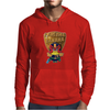 Mens Funny T-Shirt, Judge Dredd Minion, Ideal Gift or Birthday Present. Mens Hoodie