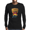 Mens Funny T-Shirt, Judge Dredd Minion, Ideal Gift or Birthday Present. Mens Long Sleeve T-Shirt