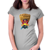 Mens Funny T-Shirt, Judge Dredd Minion, Ideal Gift or Birthday Present. Womens Fitted T-Shirt