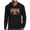 Mens Funny T-Shirt, Kiss Minion, Ideal Gift or Birthday Present. Mens Hoodie