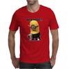 Mens Funny T-Shirt, Need Coffee Minion, Ideal Gift or Birthday Present. Mens T-Shirt