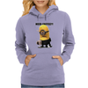 Mens Funny T-Shirt, Need Coffee Minion, Ideal Gift or Birthday Present. Womens Hoodie