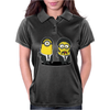 Mens Funny T-Shirt, Pulp Minion, Ideal Gift or Birthday Present. Womens Polo