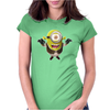 Mens Funny T-Shirt, Shrek Minion, Ideal Gift or Birthday Present. Womens Fitted T-Shirt
