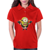 Mens Funny T-Shirt, Shrek Minion, Ideal Gift or Birthday Present. Womens Polo