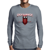 Mens Funny T-Shirt, Spider Minion, Ideal Gift or Birthday Present. Mens Long Sleeve T-Shirt