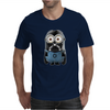 Mens Funny T-Shirt, Star Wars Darth Minion, Mens T-Shirt