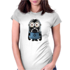 Mens Funny T-Shirt, Star Wars Darth Minion, Womens Fitted T-Shirt