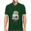Men's Funny T-Shirt, Stormtrooper Minion, Ideal Gift, Birthday Present Mens Polo