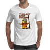 Mens Funny T-Shirt, The Last Fart Bender Minion, Ideal Gift or Birthday Present. Mens T-Shirt