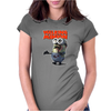 Mens Funny T-Shirt, The Walking Minion, Ideal Gift or Birthday Present. Womens Fitted T-Shirt
