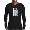 Men's Humor Funny Tee Graphic Mens Long Sleeve T-Shirt