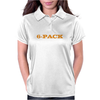 Men's I Used to Have a 6-Pack Funny Beer Gut Womens Polo