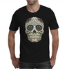 Men's Pura Vida Sugar Skull Mens T-Shirt