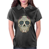 Men's Pura Vida Sugar Skull Womens Polo