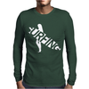 MENS SURFING Mens Long Sleeve T-Shirt
