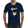 Mens T-Shirt, A Clockwork Banana Minion, Ideal Gift or Birthday Present. Mens T-Shirt