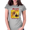 Mercyful Fate Dont Break The Oath Womens Fitted T-Shirt