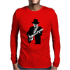 Merle Haggard country concert Mens Long Sleeve T-Shirt
