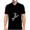 Merle Haggard country concert Mens Polo