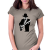 Merle Haggard country concert Womens Fitted T-Shirt