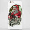 merry cannabis Phone Case