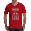 Merry Christmas Bitches Mens T-Shirt