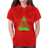 Merry Christmas Columbia! Womens Polo