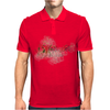 Merry Christmas Jingle Bells Mens Polo