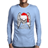 Merry Christmas Joyeux Noël Mens Long Sleeve T-Shirt