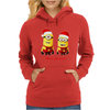 Merry Christmas! - Mens Funny Minions Womens Hoodie