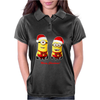 Merry Christmas! - Mens Funny Minions Womens Polo