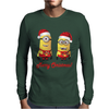 Merry Christmas! Mens Long Sleeve T-Shirt