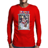 Merry Christmas Mens Long Sleeve T-Shirt