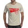 Merry Christmas Santa Claus Mens T-Shirt