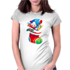 Merry Christmas Sonix 2015 Womens Fitted T-Shirt