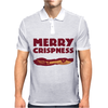 Merry Crispness Mens Polo