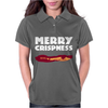 Merry Crispness Womens Polo