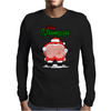 Merry Kissmyass Mens Long Sleeve T-Shirt