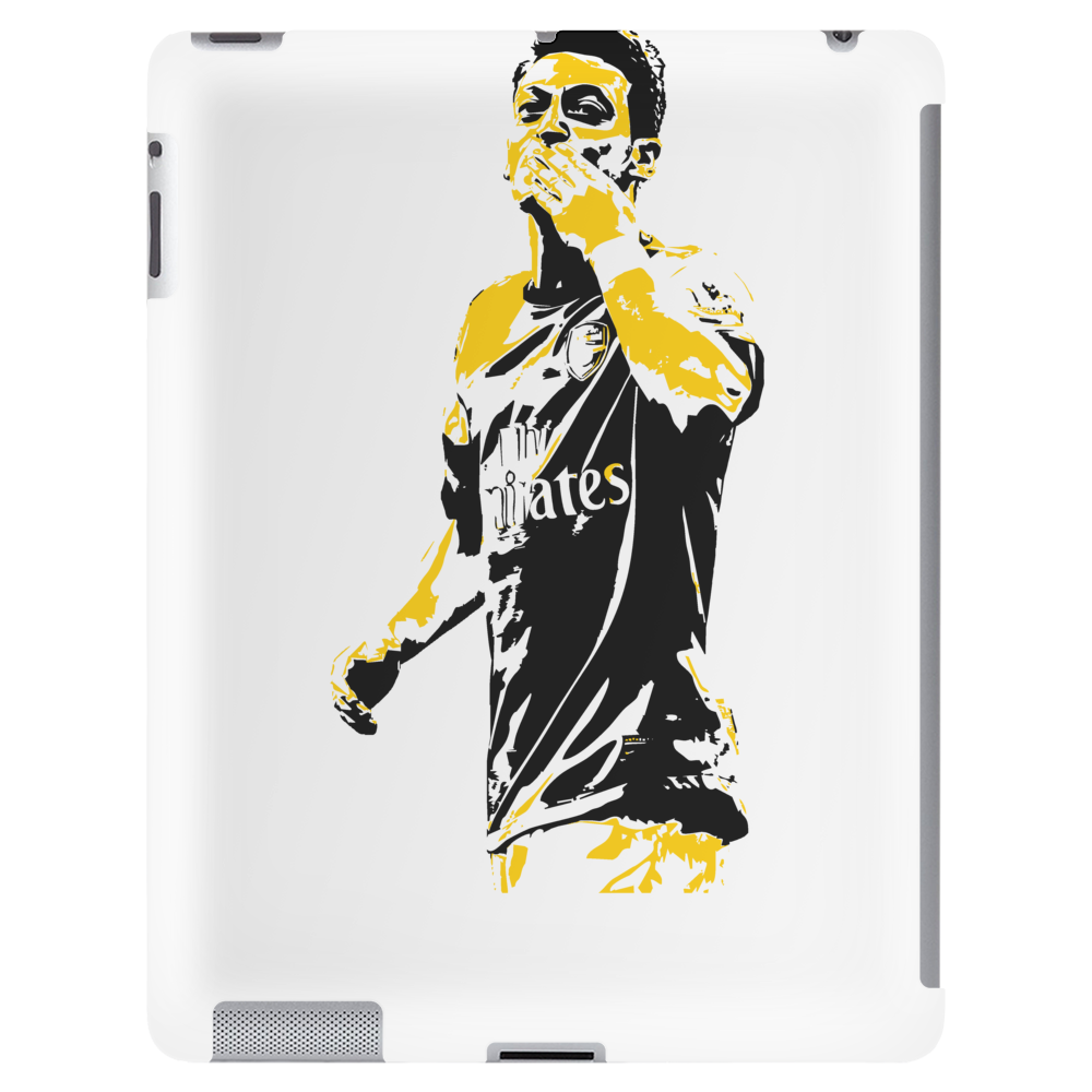 Mesut Ozil Arsenal Tablet